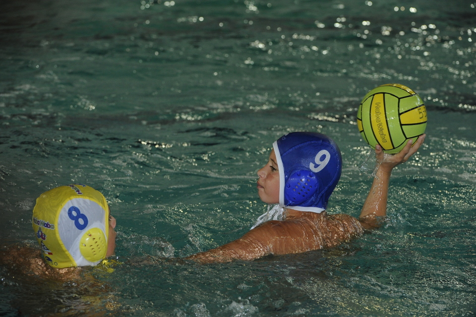 """HabaWaba festival - """"Olympics for young water polo players"""""""